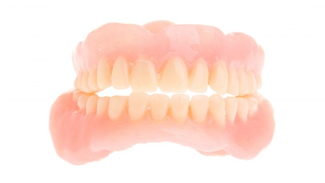 Featured Image For Since I have dentures, why do I need to go to the dentist?
