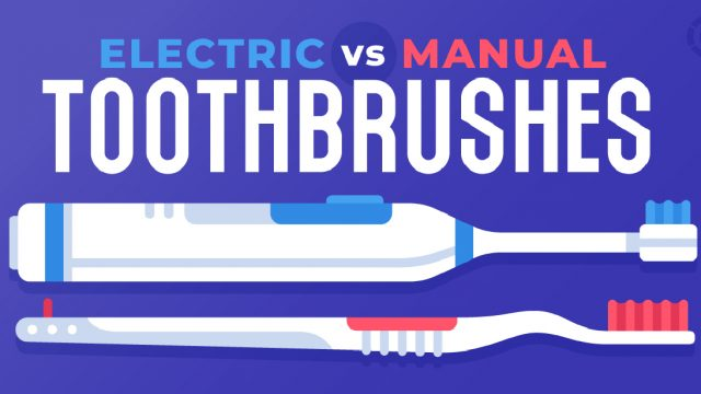 Featured Image For Manual or Electrical Toothbrush ?  Which one is better?